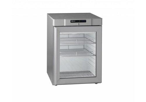 Gram Catering Edelstahl Eintürige Kühlschrank 230 V   125 Liter