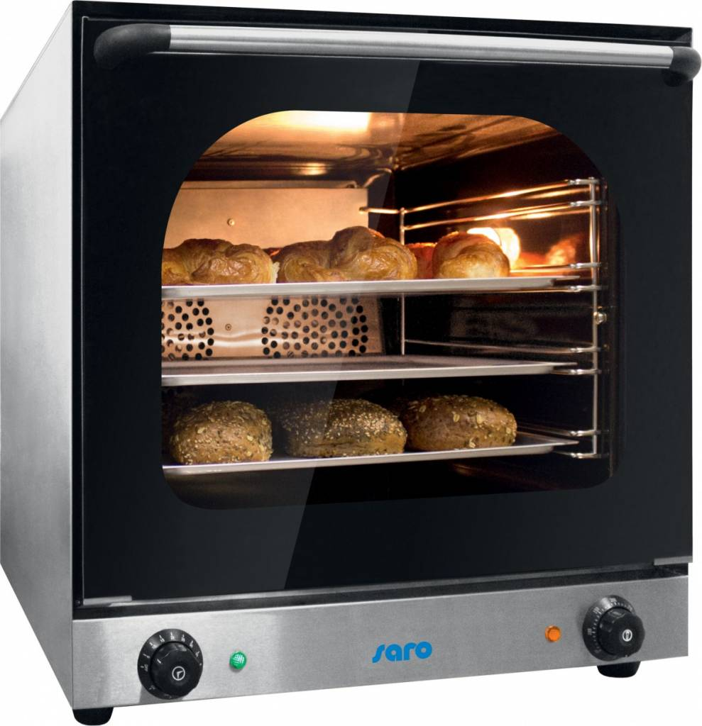 Hot Air Oven ~ Saro hot air oven with baking cans mm