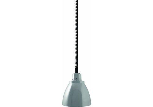 Saro Verstelbare Warmte Lamp | Zilver