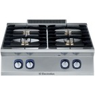 Electrolux Professional Gas cooker top model | 4 burners