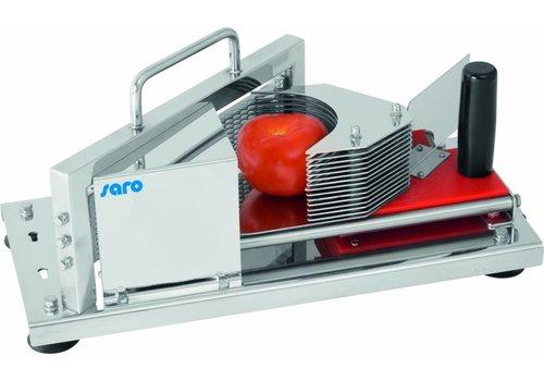 Saro Tomaten snijder met de hand bedienen