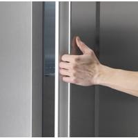 Grams stainless steel storage racks 400x600mm | 583 liters