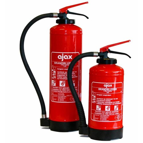 Ajax Brandbeveiliging