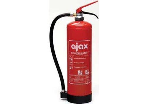 Chubb Ajax Ajax VS6-C Spritzschaumlöscher frostsicher | 6 Liter