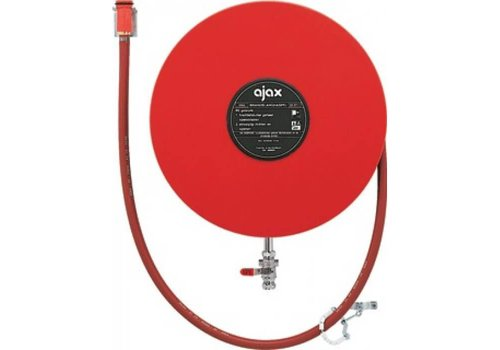 Chubb Ajax Ajax 3/4 hose reel 525x128 | Length 15 meters