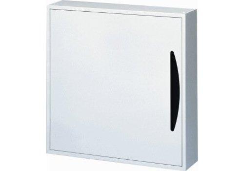 Chubb Ajax Ajax reel cabinet max.128 deep + swivel arm mounting set 790x790x135