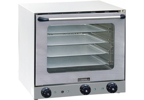 Casselin Convection oven with moisture injection - 597x618x570mm