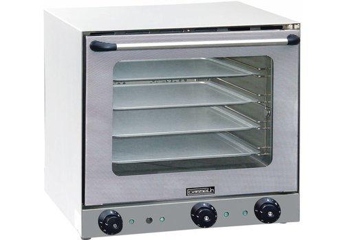 Casselin Konvektion-Ofen mit Luftbefeuchter - 597x618x570mm