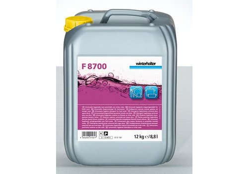 Winterhalter Vaatwasmiddel | F 8700 | 12 kg