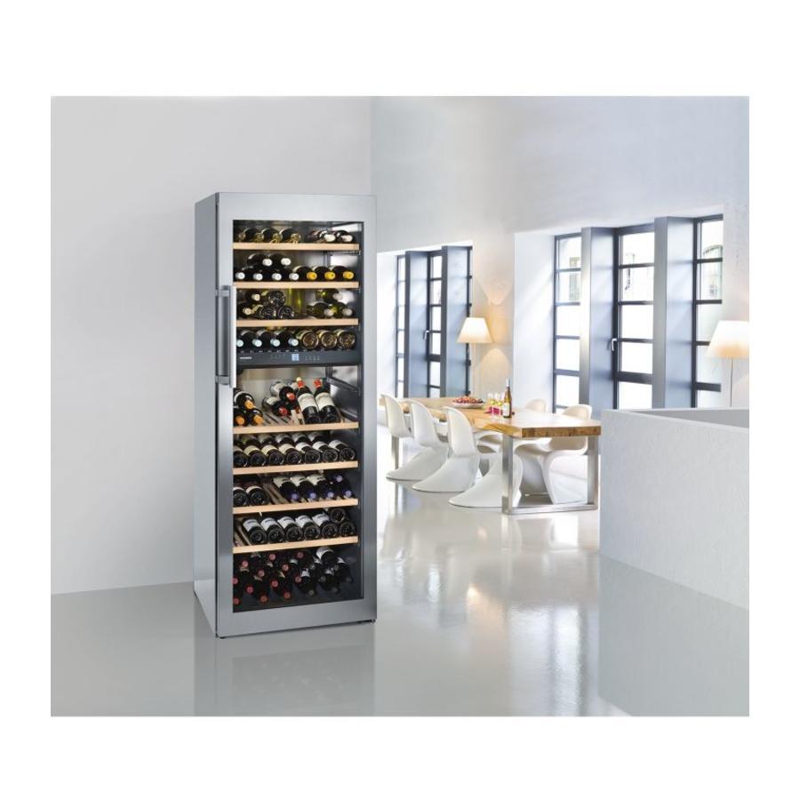 Liebherr WTes5972 | Weinklimaschrank Edelstahl 211 Flaschen ...