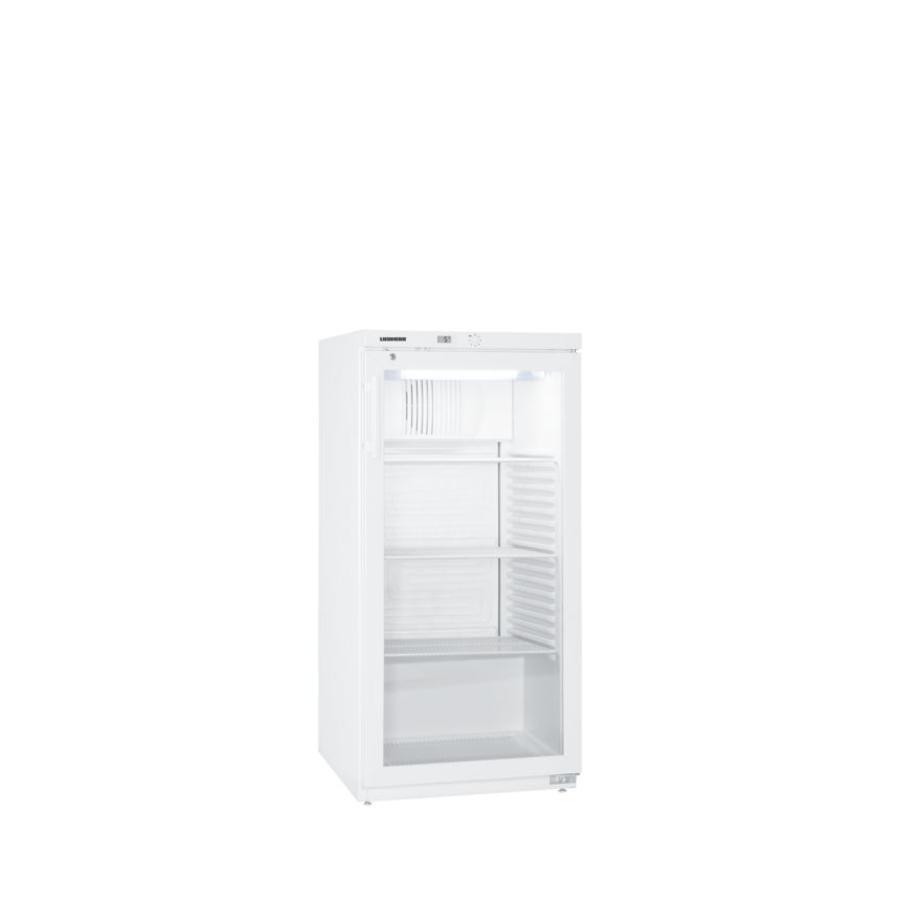 liebherr fkv2643 k hlschrank mit glas wei 250 l schnell und einfach online. Black Bedroom Furniture Sets. Home Design Ideas
