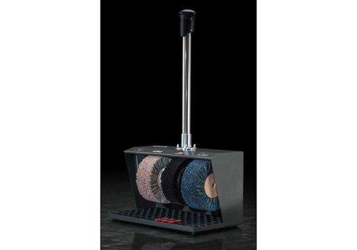 Heute Professional shoe polisher 3 brushes