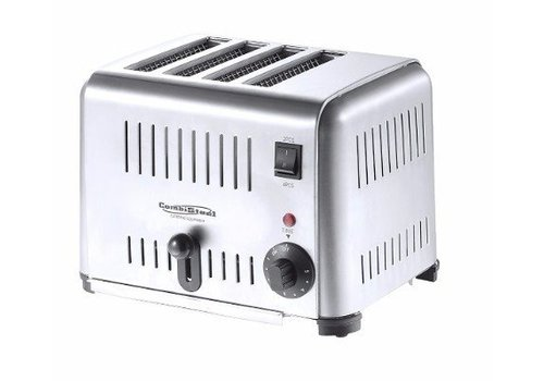 HorecaTraders Toaster | 4 cuts