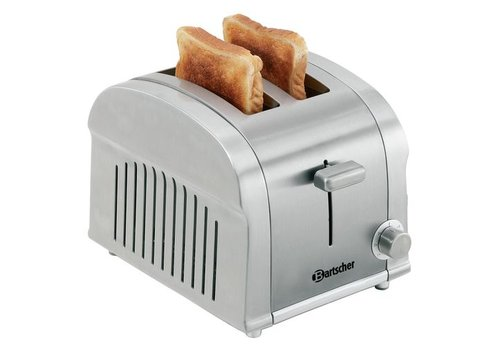 Bartscher Toaster | 2 Scheiben
