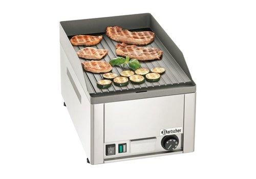 Bartscher Gastronomie Elektrische Herdplatte gerippt | 32x48cm