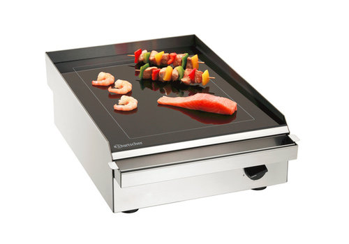 Bartscher Grill plate Catering Electric 42x61cm