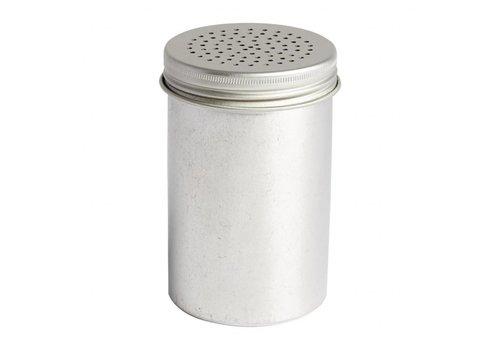 HorecaTraders Zoutstrooier 30 cl Aluminium