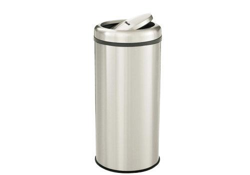 Bartscher Abfallbehälter mit Deckel 50 Liter Schaukel