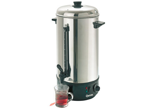 Bartscher Hot Water Dispenser Stainless 10 Liter