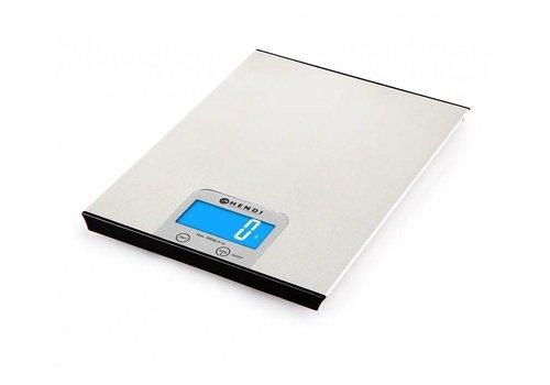 Hendi Küchenwaagen bis 5 kg bis   Gradation 1gr.   200x151x11 (h) mm