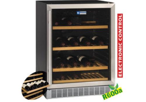 Diamond Wine cabinet showcase | 45 bottles