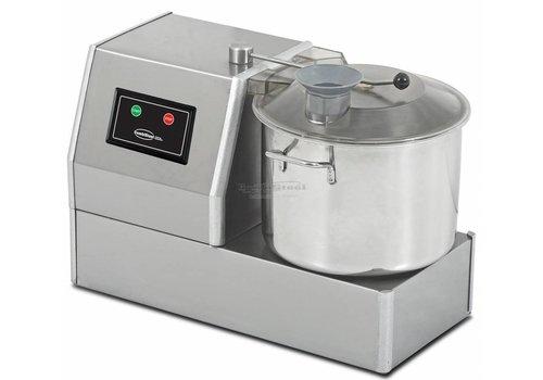 HorecaTraders Groente Cutter Wouter   1400 RPM 8 Liter