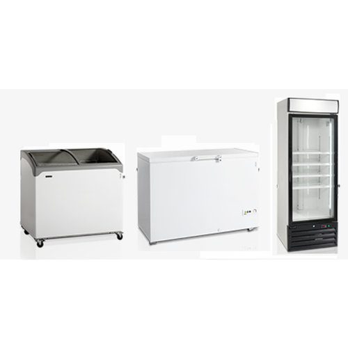 Tefcold Freezers & Freezers