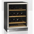 Tefcold Wine cooler with glass door TFW160S