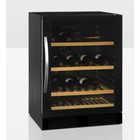 Tefcold Wine cooler TFW160F with glass door