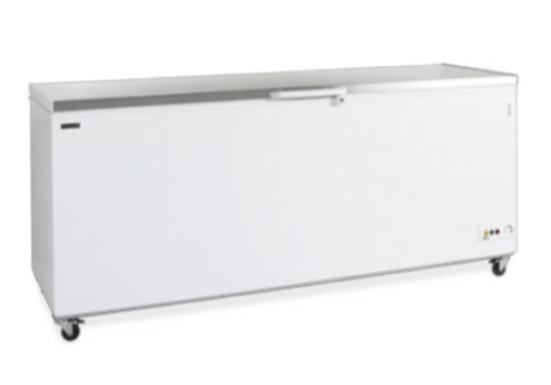 Tefcold Tefcold freezer stainless steel lid