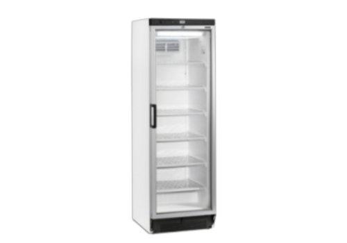 Tefcold Standing freezer with glass door