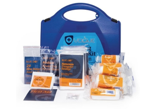 Vogue HSE first aid kit catering 10 persons