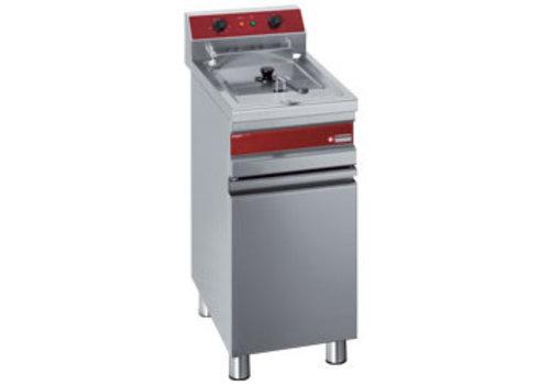 Diamond Electric Fryer stainless steel 1 x 14L
