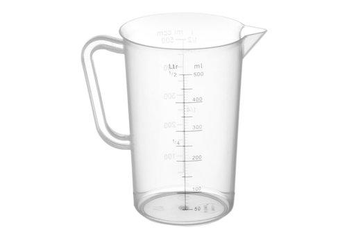 Hendi Measuring cup polypropylene | 5 formats