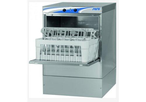 Saro Horeca RVS Vaatwasmachine | 2,8kW