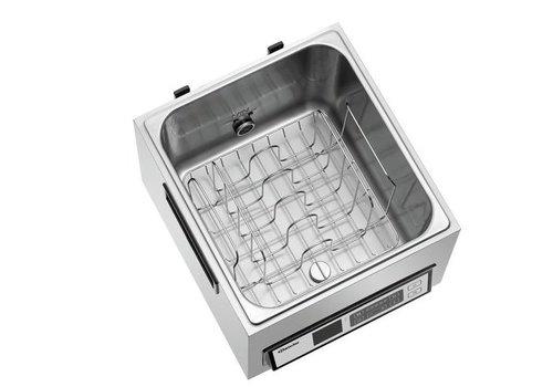Bartscher RVS sous-vide koker | 16 liter