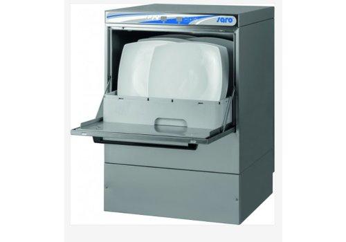Saro RVS horeca vaatwasmachine 3,6kW