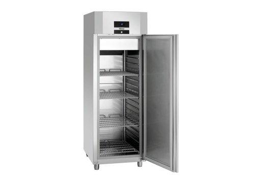 Bartscher Edehlstahl kühlschrank | 700L