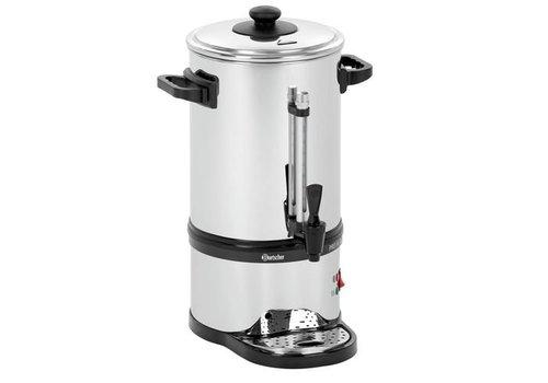 Bartscher Horeca Percolator HARDLOPER !! 6 liters for 48 cups