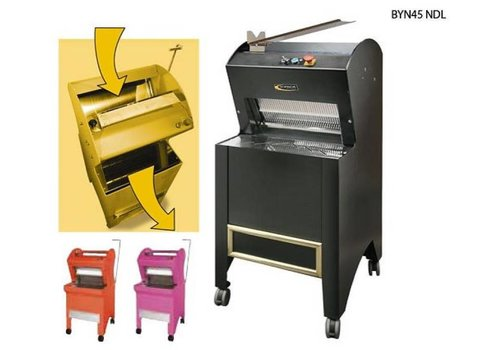 Sofinor Brotschneidemaschine | schwarz | Automatik | Brot auf | 550W