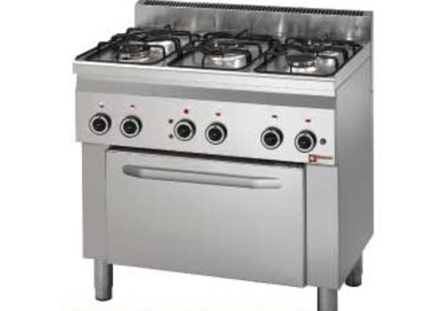HorecaTraders Horeca gas stove
