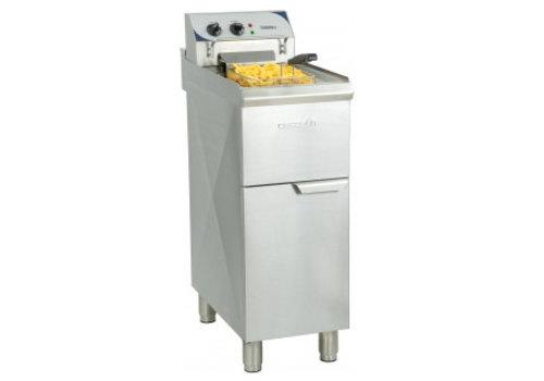Casselin Electric fryer | 10 liters Stainless steel