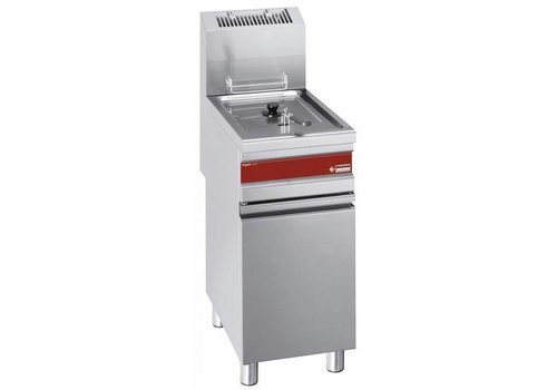 Diamond Fryer | Electric 15 liters With Substructure | 11 kW | 375x650x (h) 845-1010mm