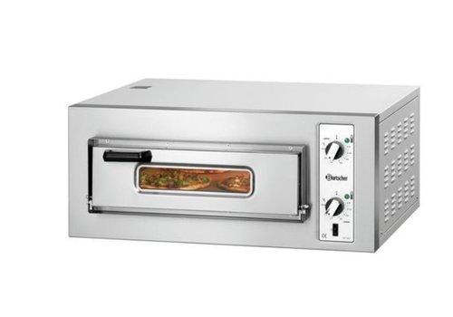 Bartscher Catering Pizza oven 4000 Watt 4 Pizzas