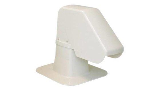 HorecaTraders Kunststoff-Dachdurchführung | 41,5 cm