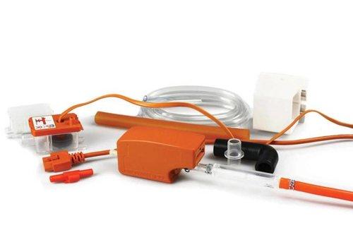 Aspen Pompen Silent pump Orange
