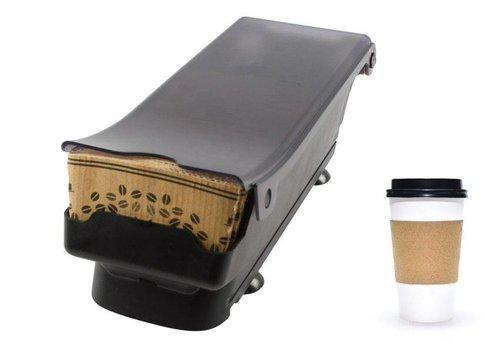 San Jamar Kaffee-Hülsen-Dispenser - Serie Venue
