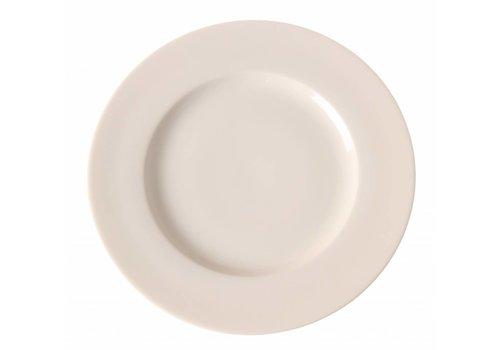 Hendi Gourmet Flache Platte   Ø19cm (6 Stück)