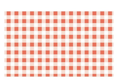 HorecaTraders Pergamentpapier weiß / rot