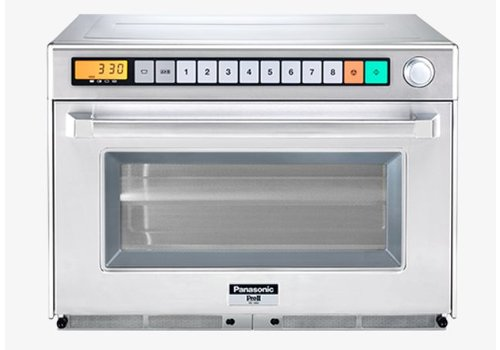 Panasonic Microwave NE-1880 | Includes Preset Keys 1800 Watt